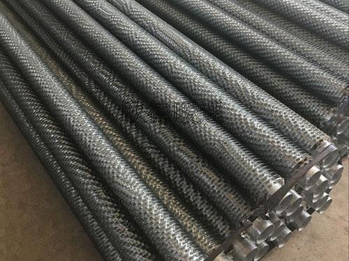 高频焊镀锌翅片管散热器