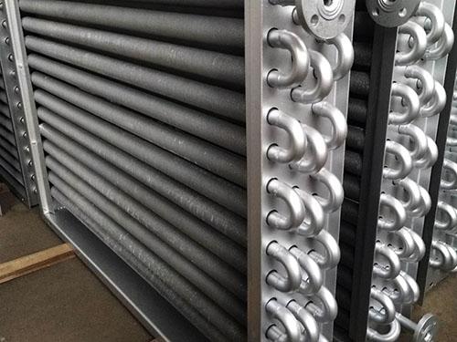 钢铝复合翅片管散热器