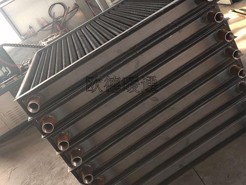 不锈钢翅片管散热器