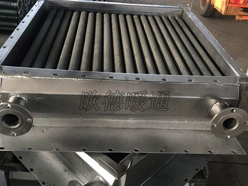 烘干专用翅片管散热器